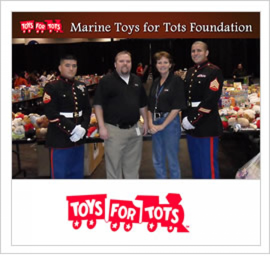 Toys For Tots Foundation Address : Flotek industries making a difference